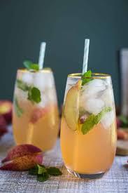mojito cocktail mix peach mojito b britnell