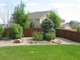 Cheap Backyard Landscaping by Cheap Landscaping A Small Backyard On A Budget With Patio Chairs