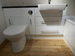 Bathroom Fitted Furniture by Fitted Furniture With A Semi Recess Basin 2 Full Extension