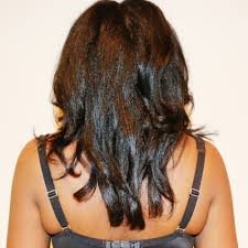 how to trim relaxed hair use this hair growth formula to set realistic length retention