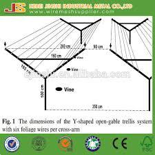 Trellis System Open Gable Trellis System Open Gable Trellis System Suppliers And