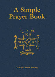 prayer book in a simple prayer book presentation edition