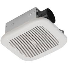 null 70 CFM Ceiling Exhaust Fan with Light and 1300 Watt Heater