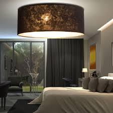 decken leuchte textil schirm strahler schlafzimmer lampe eek a im