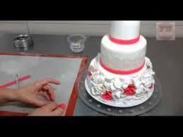wedding cake sederhana tutorial dekorasi wedding cake cara menghias kue pernikahan