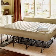 Air Bed With Frame Air Mattress With Legs Air Mattress With Legs