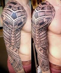 african sleeve tattoo art and designs