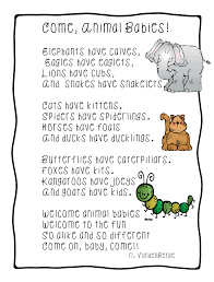 poems dltk s crafts for kids bear poems and songs inside animal