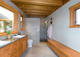 Walk In Shower With Bench Seat Doorless Walk In Shower Ideas Bathroom Contemporary With Bench