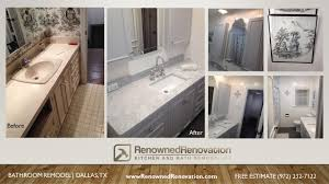 Renovating A Bathroom by Dallas Bathroom Remodeling Bathroom Addition Renowned Renovation