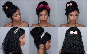 hairstyles with haedband accessories video 5 easy hairstyles with accessories vol 1 youtube