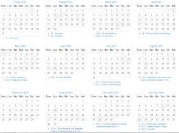 Calendario 2018 Argentina Ministerio Interior Tributum Ar Blogs Tributarios