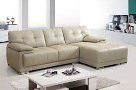 Small Leather Sofa With Chaise Small Leather Sofa With Chaise With Sectional Sofas 7