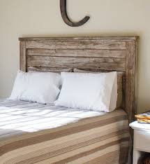 Diy Bedroom Headboard Ideas Captivating Diy Rustic Headboard Ideas Images Decoration