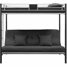 futon metal sofa bed twin bunk beds over sofa bed futon black metal frame ladder kid