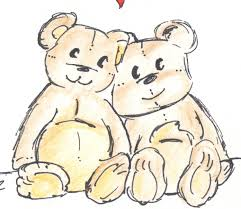 outline of a teddy bear az coloring pages clip art library