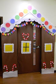 57 diy halloween door decorations for office make your own