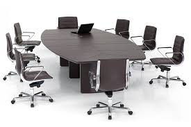 Black Boardroom Table Epico Leather Table Desks International Your Space Our Product