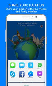 imagenes satelitales live mapa satelital en street view mapa de live earth for android apk