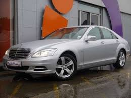 mercedes s class 2010 for sale 2010 mercedes s350 cdi blueefficiency saloon silver for sale