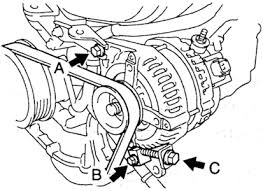 alternator for toyota camry 2007 solved i need details on how to replace the alternator fixya