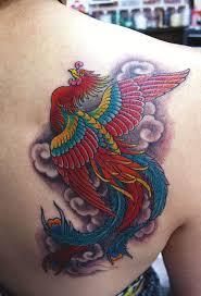 45 beautiful phoenix tattoo designs tattoos era