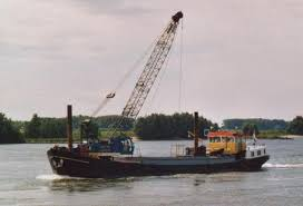 Barge Draft Tables Crane Barges For Sale Sun Machinery Corp