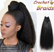 best hair on aliexpress best feeling human crochet braids hair pre braided crochet hair