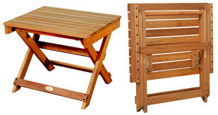 Outdoor Wooden Patio Furniture Outdoor Wood Folding Table And Chairs Set 3 Pc Outdoor Folding