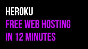 node js quick tutorial heroku free web hosting back end tutorial in 12 minutes node js