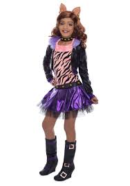 Halloween Monster High Makeup by Monster High Costumes U0026 Accesories Halloweencostumes Com