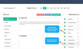 Resume Now Free Mashupresume Create Resumes Online For Free
