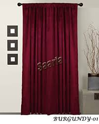 20 Ft Curtains Saaria Burgundy Backdrop Velvet Curtains Stage Studio
