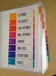 Binder Decorating Ideas Best 25 Dividers For Binders Ideas On Pinterest Book Binder