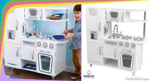 cuisine kidkraft blanche white vintage kitchen kidkraft kidkraft