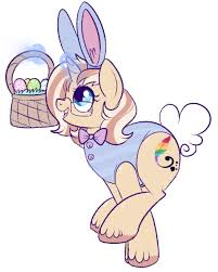 trees1000 easter eggs 1696966 animal costume artist lulubell basket bunny costume