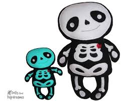 Halloween Skeleton Pattern by Embroidery Machine Skeleton Pattern