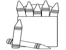 draw background crayola crayon coloring pages with seasonal