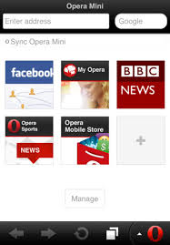 opera mini version apk opera mini web browser for ios gets support for uploading files