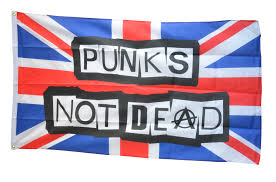 Anarchy Flag Great Britain Punks Not Dead Flag 3 X 5 Ft Best Buy Flags Co Uk