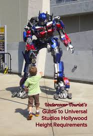 Universal Studios Hollywood Map We U0027re Continuing Our Series Looking At Height Requirements Of The