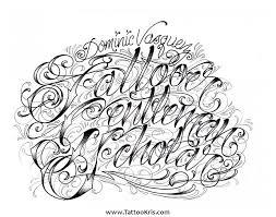 custom tattoo font generator eemagazine com