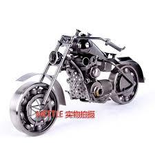 iron gifts furniture big iron motorized model car decoration gifts wrought iron