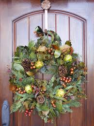thanksgiving front door decorations 10 fall door decorations that aren u0027t wreaths hgtv u0027s decorating