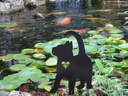 wondrous cat garden decor beautiful decoration cats garden