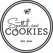 brookie hazeliscious pack of 6 brookies spotted cow cookies