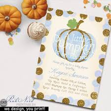 baby shower paper pumpkin is on his way fall boy baby shower vintage
