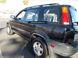 2001 Honda Crv Roof Rack by 2001 Honda Cr V 2 0 Automatic Related Infomation Specifications