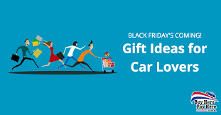 black friday advertising ideas gift ideas for car lovers black fridays coming png