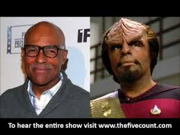 Worf Memes - star trek michael worf dorn interview youtube